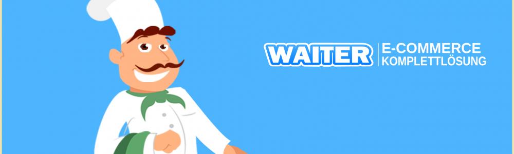 Waiter!  Auf dem Weg von Morgen